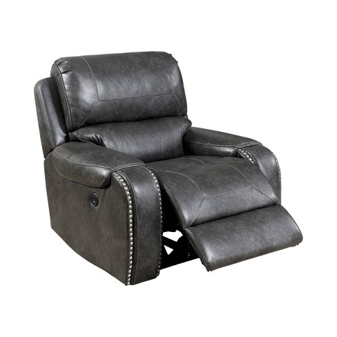 Symons Upholstered Power Recliner Chair - ioHOMES - image 1 of 4