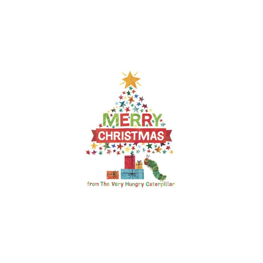 Merry Christmas from the Very Hungry Caterpillar (Paperback) (Eric Carle)