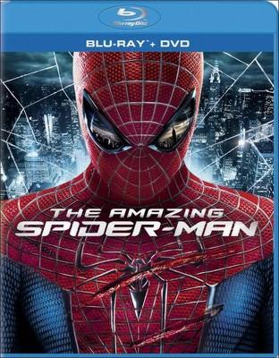 The Amazing Spider-Man (Blu-ray + DVD + Digital)