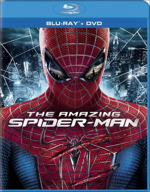 The Amazing Spider-Man (3 Discs) (Includes Digital Copy) (UltraViolet) (Blu-ray/DVD) (W) (Widescreen) - image 1 of 1