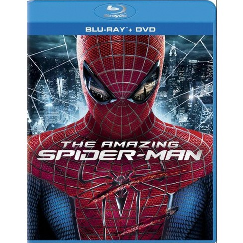 The Amazing Spider-Man (Blu-ray + DVD + Digital) - image 1 of 1