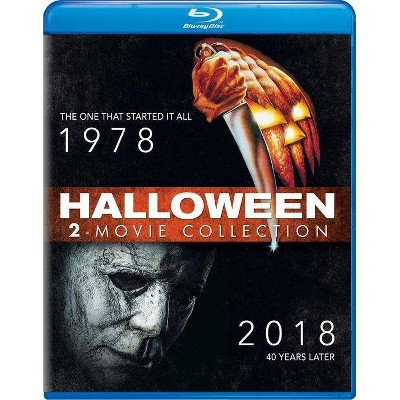 Halloween 2-Movie Collection (Blu-ray)