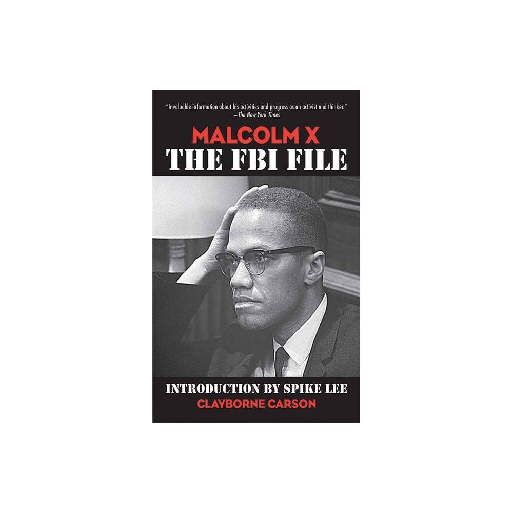 Malcolm X By Clayborne Carson Paperback