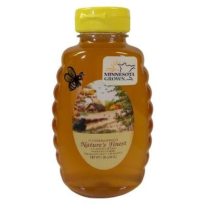 Nature's Finest Minnesota Grown Honey - 16oz