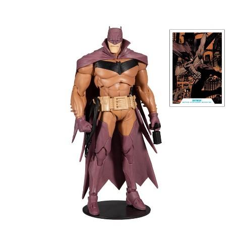 "DC Comics 7"" Batman Figure - Batman White Knight Red Edition (Target Exclusive) - image 1 of 4"