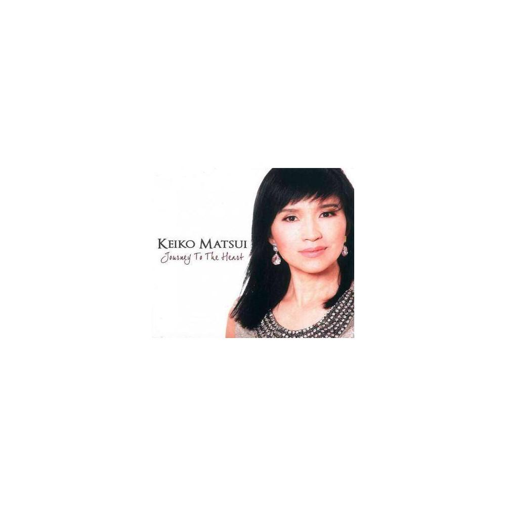 Keiko Matsui Journey To The Heart Cd