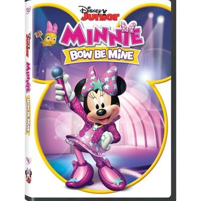 Minnie's Happy Helpers: Bow Be Mine  (DVD)