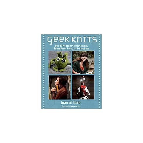 Geek Knits Knit Crochet By Toni Carr Paperback Target