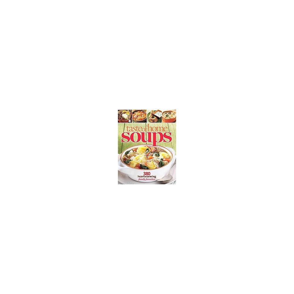 Taste of Home Soups (Paperback)