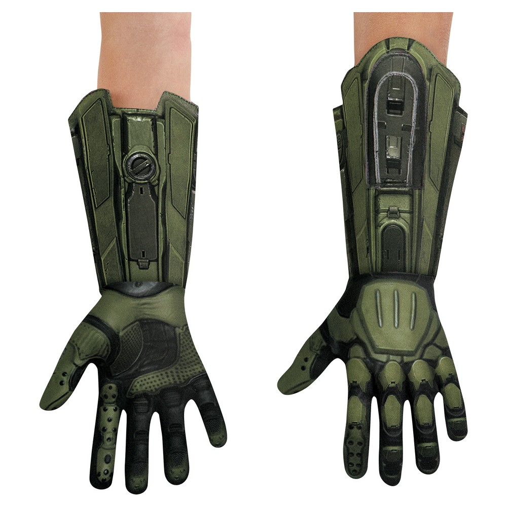 Master Chief Gloves Adult, Men's, Multi-Colored