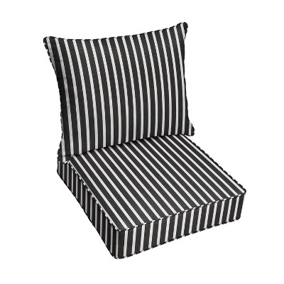 White Outdoor Cushions Target, White Outdoor Chair Cushions