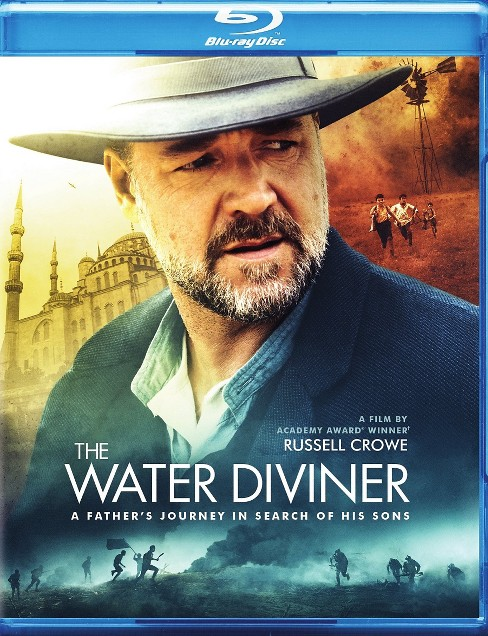 The Water Diviner (Blu-ray) - image 1 of 1