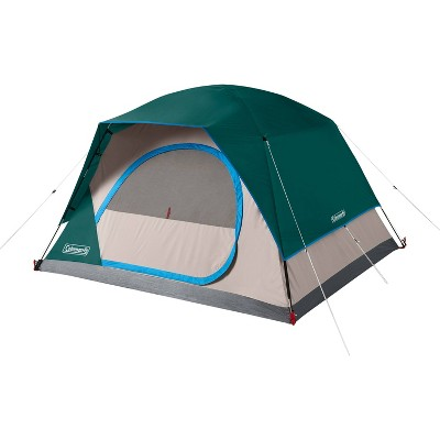 Coleman Skydome 4 Person Evergreen Tent - Green