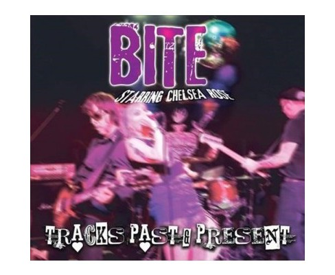 Bite - Tracks Past & Present (CD) - image 1 of 1