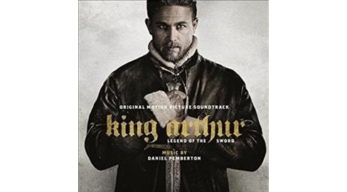 Daniel Pemberton - King Arthur:Legend Of The Sword (Ost) (Vinyl) - image 1 of 1