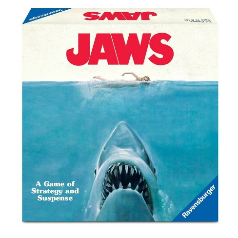 Ravensburger Jaws Game - image 1 of 6