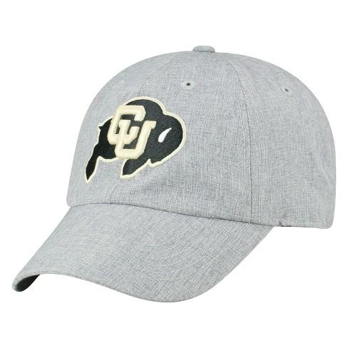 Colorado Buffaloes Baseball Hat Grey - image 1 of 2