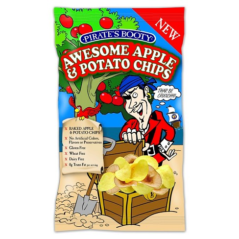 Pirates Booty Awesome Apple Chips 10 oz - image 1 of 1