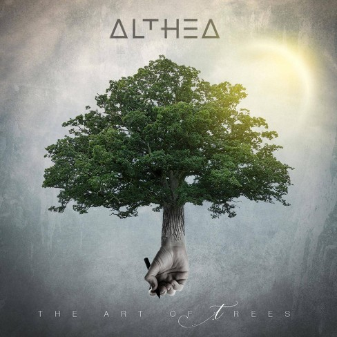 Althea - Art Of Trees (CD) - image 1 of 1