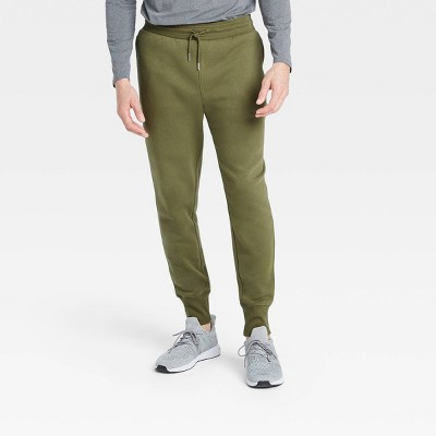 Men's Cotton Fleece Joggers - All in Motion™