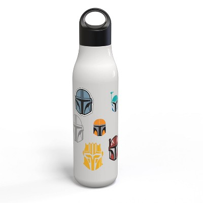 Star Wars 22oz Stainless Steel Mandalorian Chug Bottle - Zak Designs