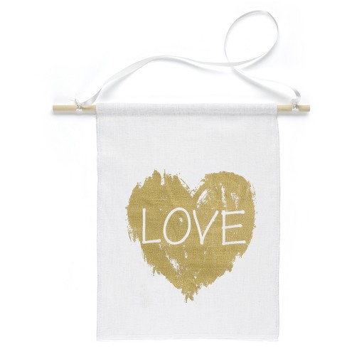 Brush of Love Banner Sign - image 1 of 1