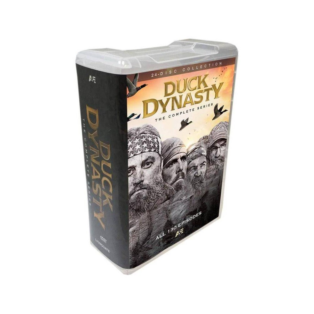 Duck Dynasty The Complete Series Dvd