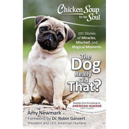 Chicken Soup for the Soul: The Dog Really Did That? - by  Amy Newmark (Paperback) - image 1 of 1