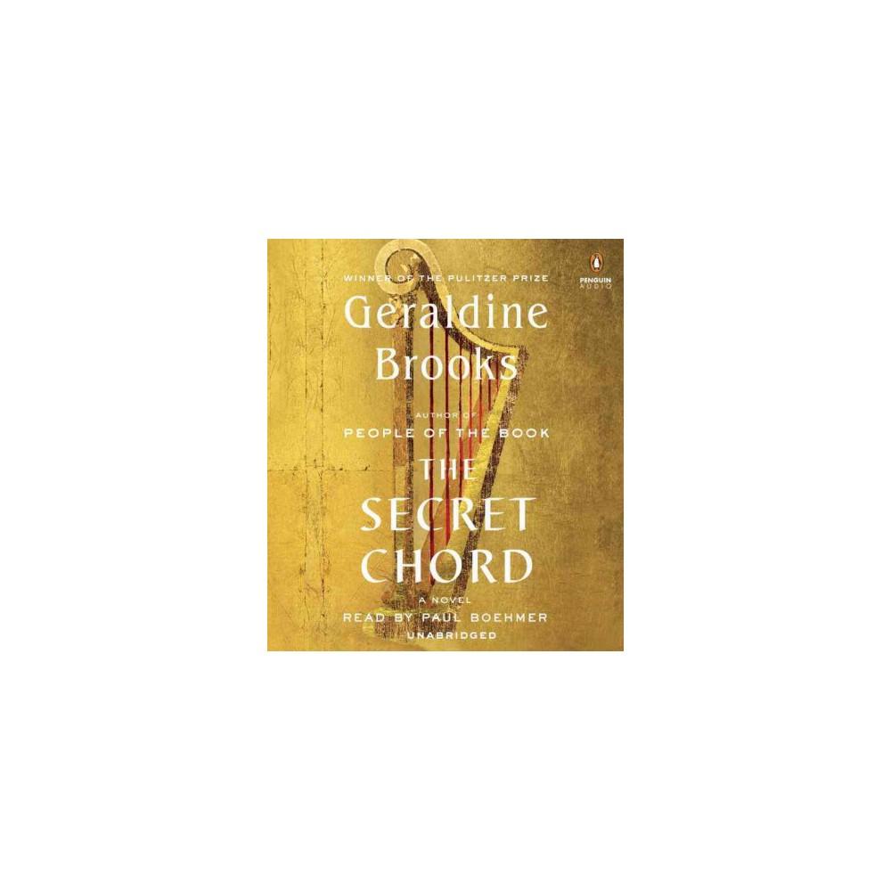 The Secret Chord (Unabridged) (Compact Disc)