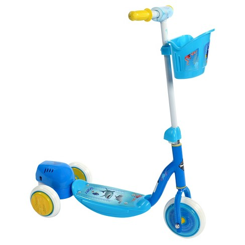 Huffy® Disney Finding Dory™ Bubble Scooter - Blue - image 1 of 4