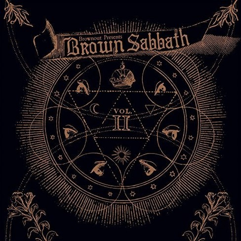 Brown Sabbath - Brownout Presents Brown Sabbath (CD) - image 1 of 1
