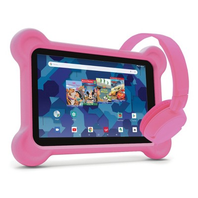 """RCA 8"""" Kids' Tablet with Disney eBooks - Pink"""