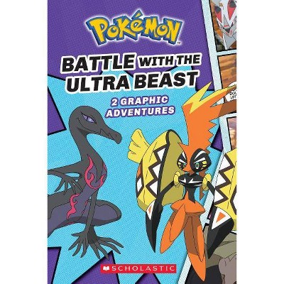 Pokemon Battle with Ultra Beast 2 Graphic Adventures - by Simcha Whitehill (Paperback)