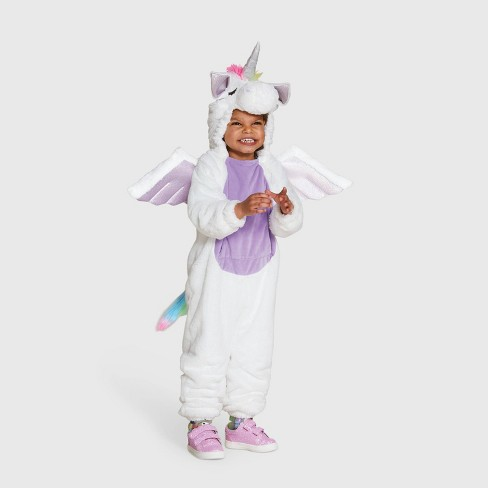 Toddler Plush Adaptive Unicorn Halloween Costume - Hyde & EEK! Boutique™ - image 1 of 1