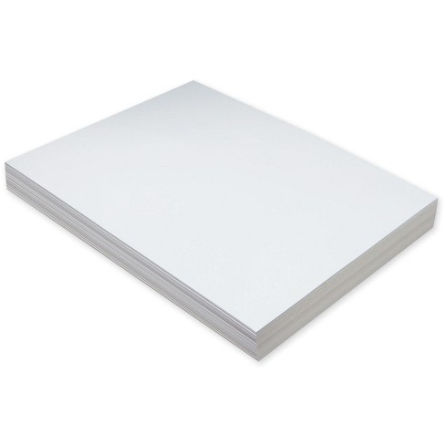 Pacon Super Heavyweight Tagboard, 9 x 12 Inches, White, 11.5 Pt, pk of 100 - image 1 of 1