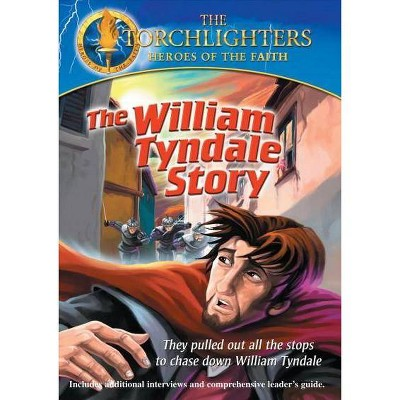 TORCHLIGHTERS:WILLIAM TYNDALE STORY (DVD)(2019)