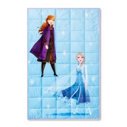 Frozen 2 Twin/Full 5lbs Weighted Blanket - Disney Store at Target Exclusive