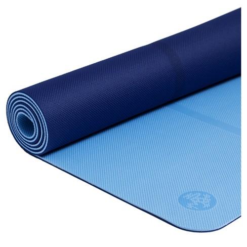 Manduka 174 Welcome Yoga Mat Light Blue 5mm Target