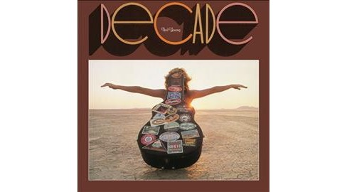 Neil Young - Decade (CD) - image 1 of 1