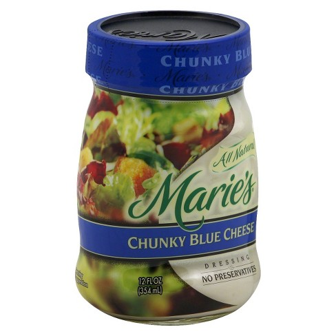 Marie's All Natural Chunky Blue Cheese Dressing - 12oz - image 1 of 1