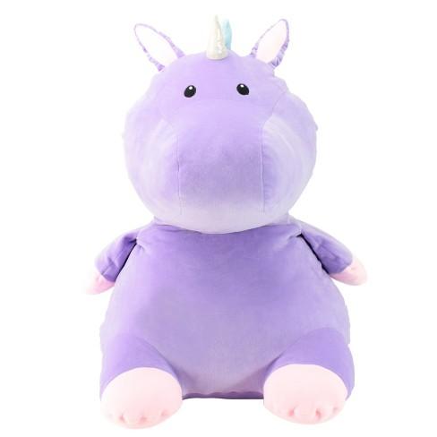 Animal Adventure Jumbo Squeeze With Love Unicorn Target