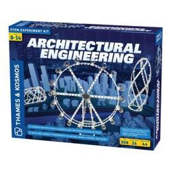 Thames & Kosmos Architectural Engineering STEM Building Kit