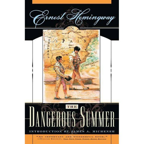 The Dangerous Summer - by  Ernest Hemingway (Paperback) - image 1 of 1