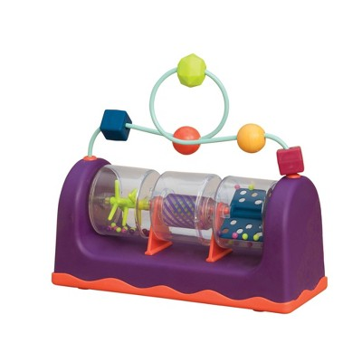 B. toys Baby Activity Center - Spin, Rattle & Roll