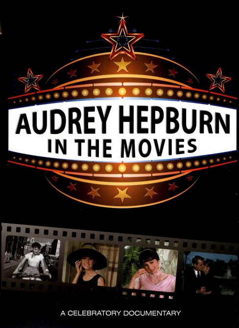 Audrey hepburn:In the movies (DVD) - image 1 of 1