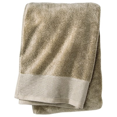 Solid Bath Sheet Khaki Tan - Project 62™ + Nate Berkus™