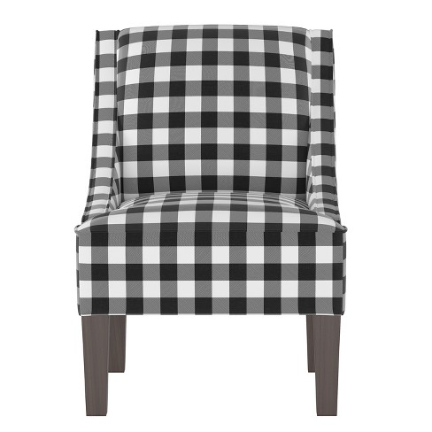Hannah Swoop Arm Chair - Cloth & Co. - image 1 of 4