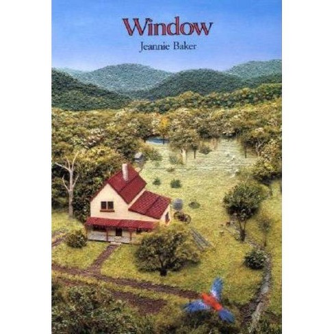 Window - by  Jeannie Baker (Hardcover) - image 1 of 1