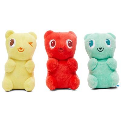 BARK Gummy Bears Dog Toy - Yummy Bear Buddies