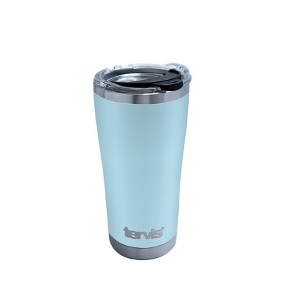 Tervis 20oz Powder Coated Stainless Steel Tumbler - Purist Blue